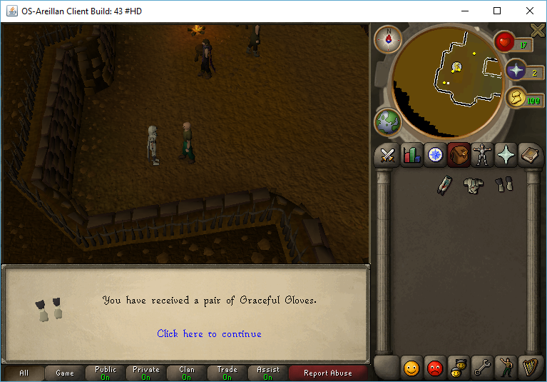 Areillan 530 Hd Osrs She is level 333 and is located in kalphite tunnels, west of shantay pass. rune server
