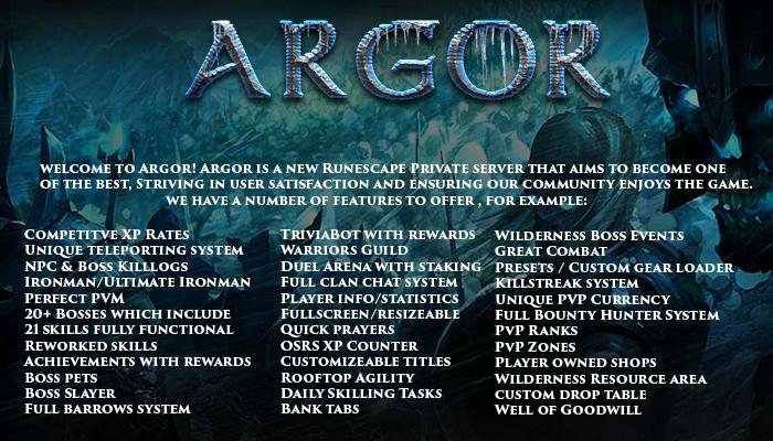 Argor OSRS