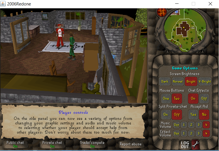 2006Redone Release - Highly Accurate Runescape 2006 Remake